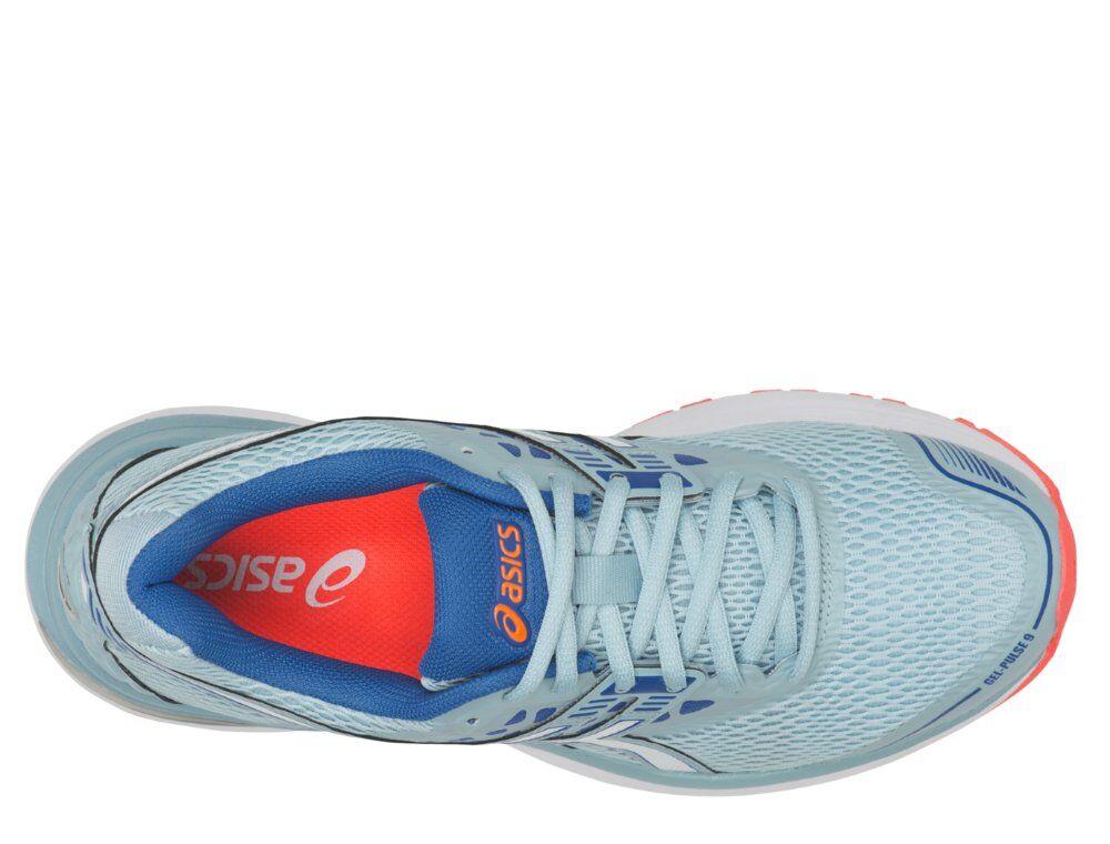 82e28cc4 Купить кроссовки для бега ASICS GEL-PULSE 9 W Синие в Минске, Гродно ...