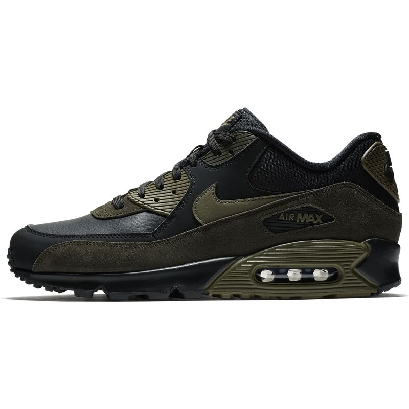 70d806f8 Купить кроссовки Nike AIR MAX 90 LEATHER 302519-014 в Минске, Гродно ...