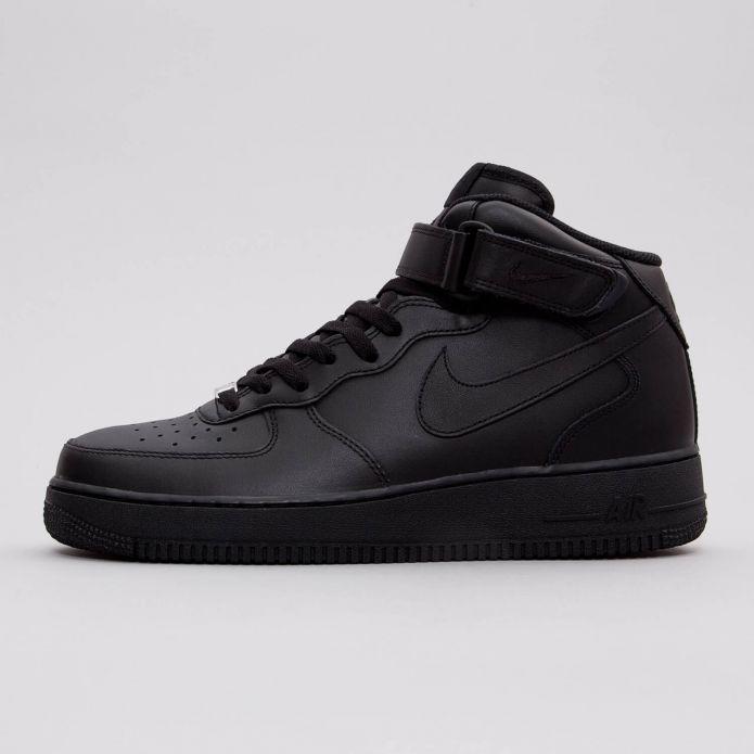 Оригинальные кроссовки Nike AIR FORCE 1 MID '07 315123-001