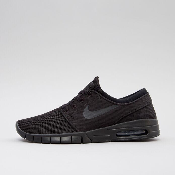 Оригинальные кроссовки Nike Stefan Janoski Max Black