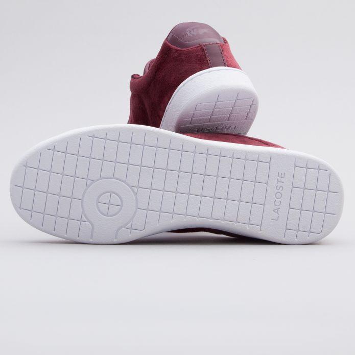 Оригинальные кроссовки Lacoste CARNBY EVO 318 8 SPW