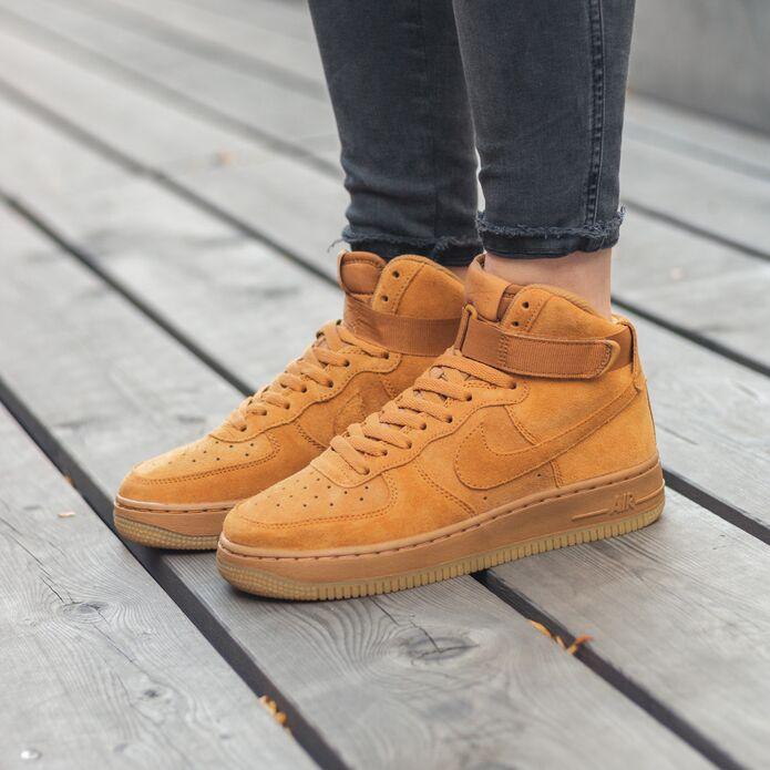 Оригинальные кроссовки Nike AIR FORCE 1 LV8 (GS) 807617-701