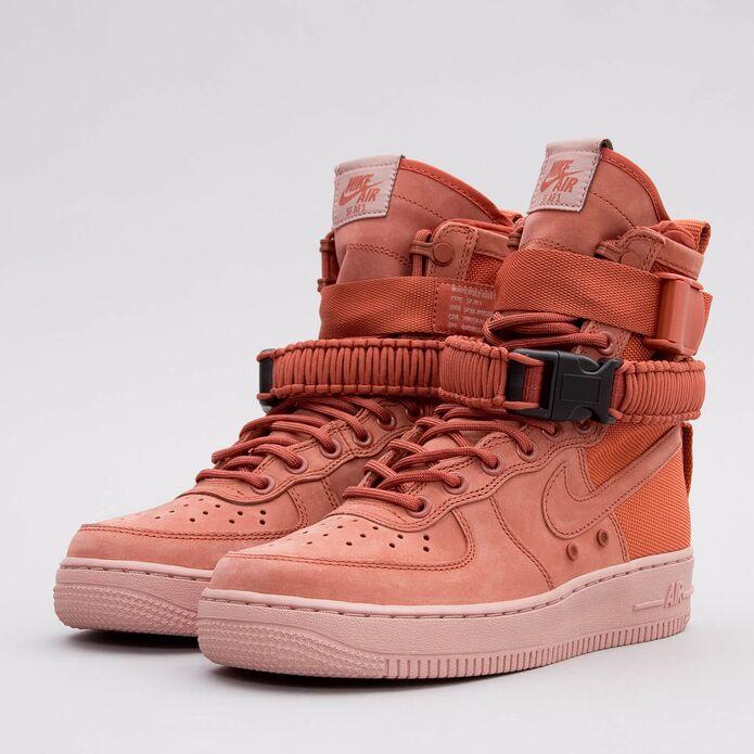 Оригинальные кроссовки Nike WMNS SF AIR FORCE 1 857872-202