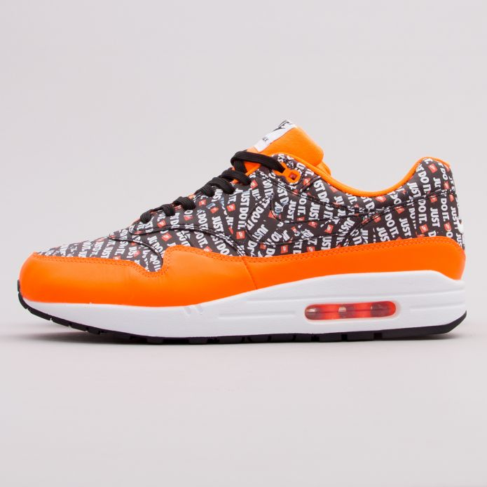"""Оригинальные кроссовки Nike AIR MAX 1 PREMIUM """"JUST DO IT"""" 875844-008"""