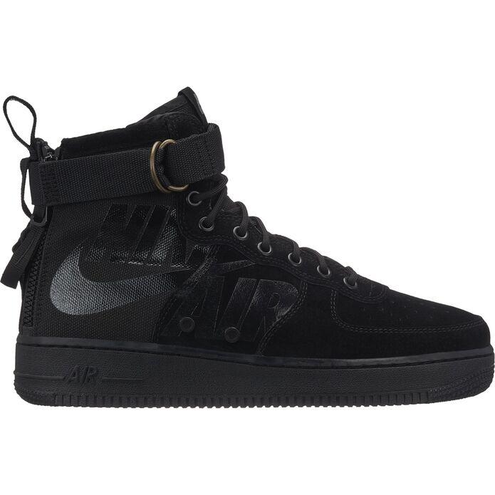 Оригинальные кроссовки Nike SF Air Force 1 Mid 917753-008