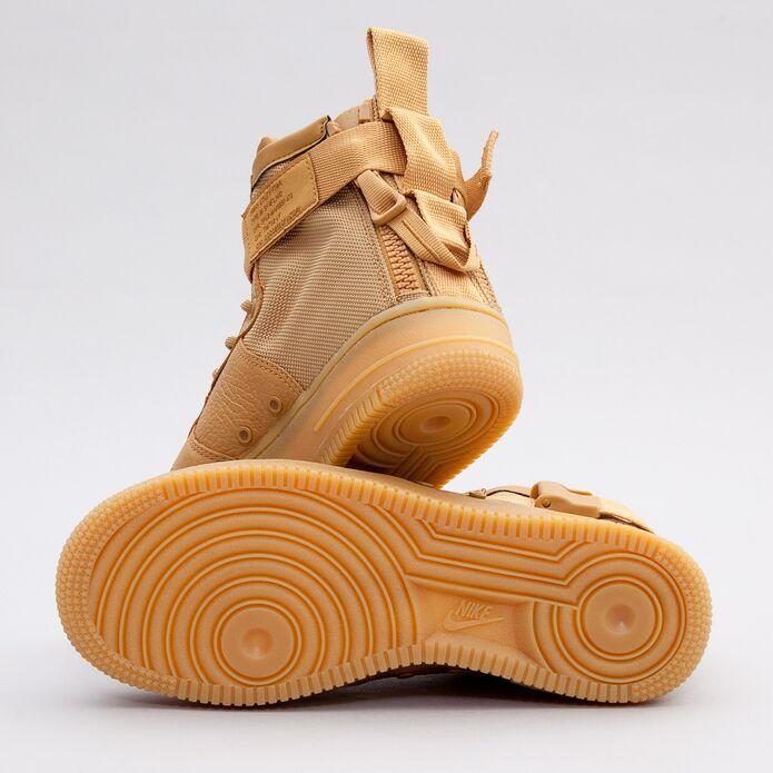 Оригинальные кроссовки Nike WMNS SF AIR FORCE 1 MID AA3966-700