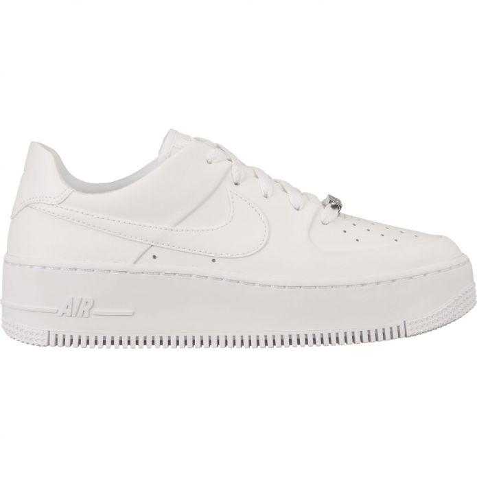 Оригинальные кроссовки Nike WMNS AIR FORCE 1 SAGE LOW AR5339-100