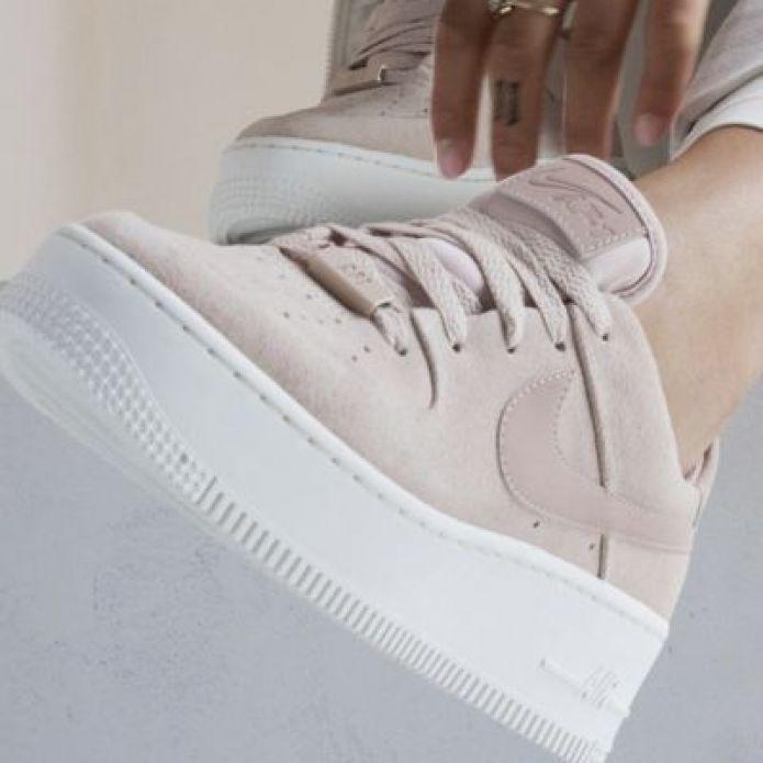 Оригинальные кроссовки Nike WMNS AIR FORCE 1 SAGE LOW AR5339-201