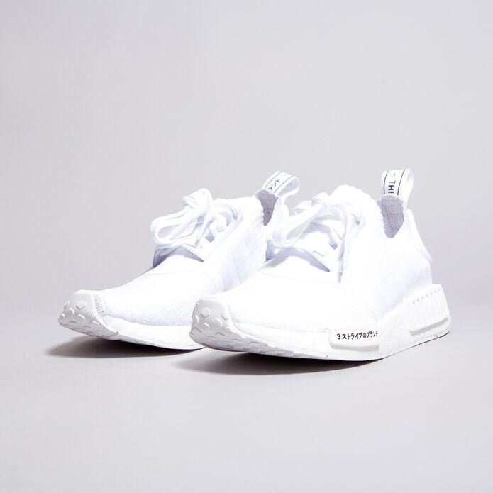 "adidas Originals Nmd_R1 Primeknit Japan ""Triple White"" BZ0221"