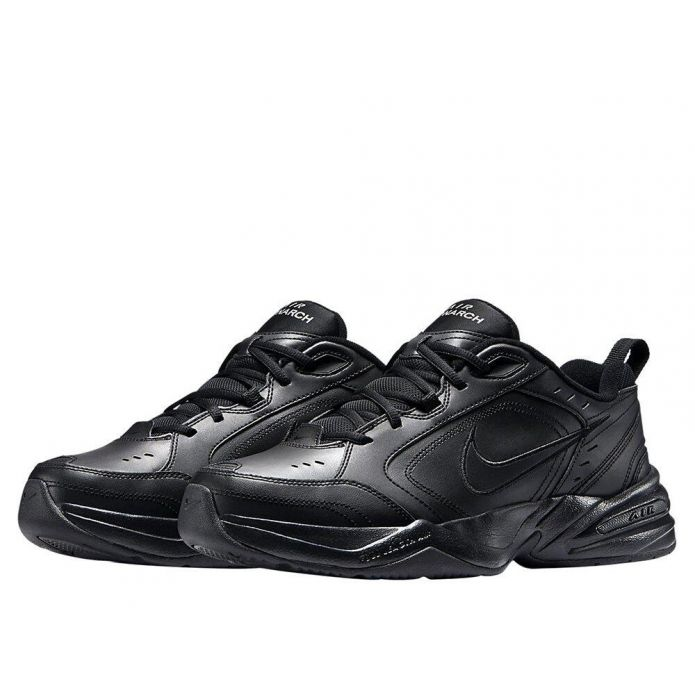 Оригинальные кроссовки Nike Air Monarch IV Black