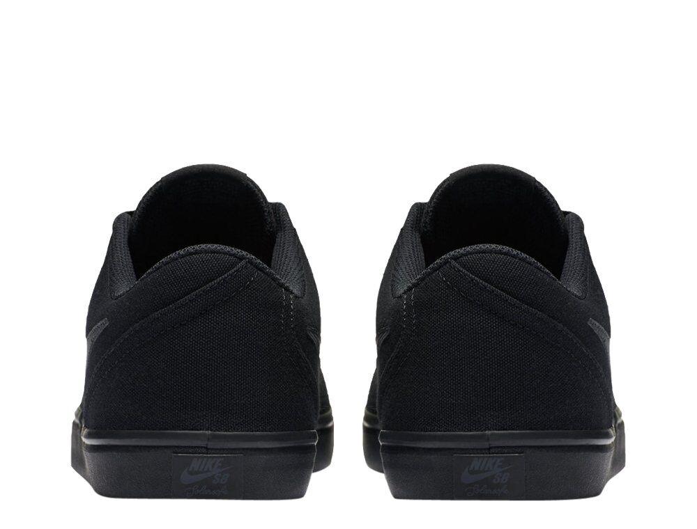 eebcb43a Купить кроссовки Nike Skateboarding Check Solar Canvas Black 843896 ...