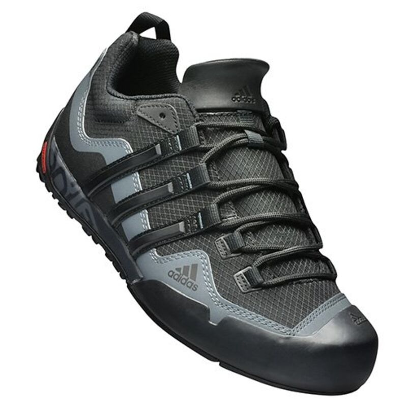 Купить кроссовки adidas Terrex Swift Solo Black D67031 в Минске 4f4bf8db286