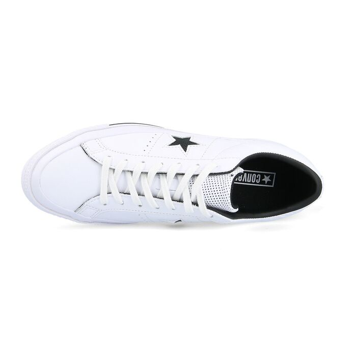 ONE STAR PERFORATED LEATHER 158464C