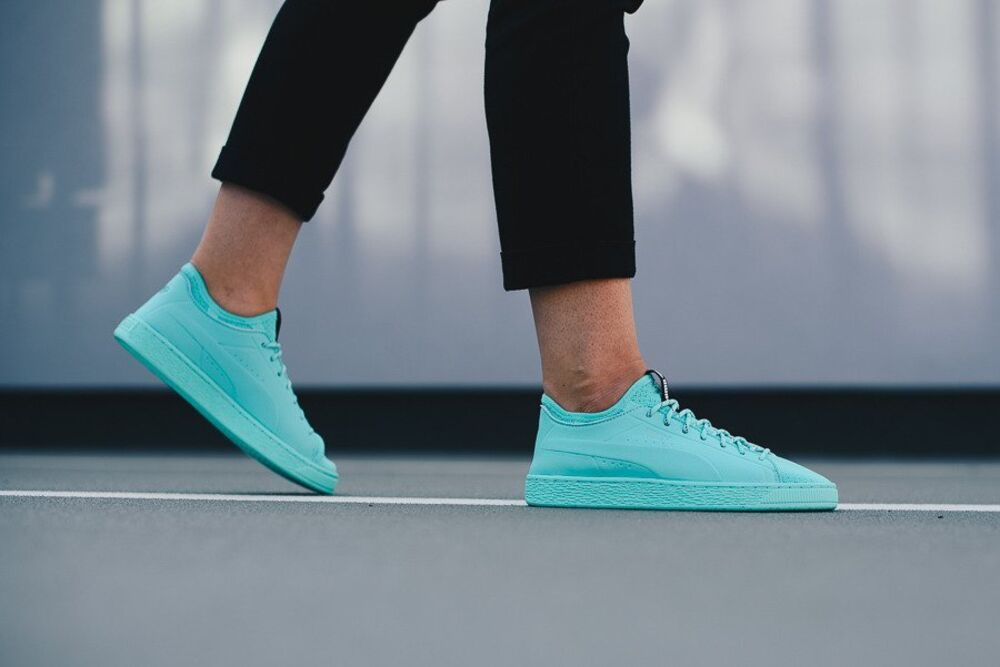 best sneakers e9231 f831a Puma Basket Sock Lo Diamond 366431 01
