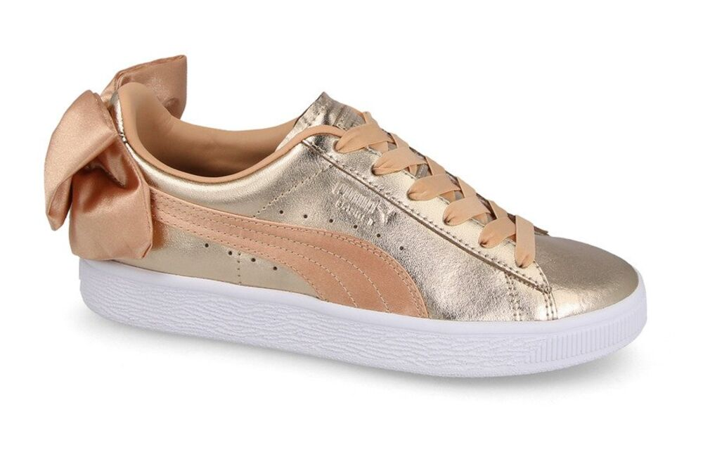 buy online 2d1f8 470a1 Puma Basket Bow Luxe Wns 367851 01