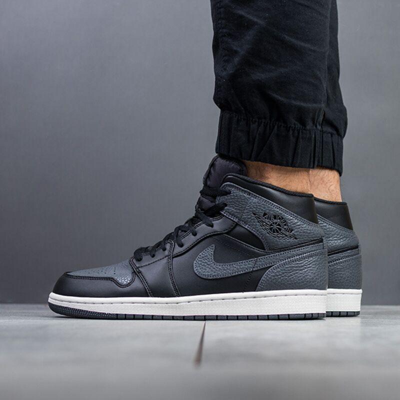 2837c9a5d8c Баскетбольные кроссовки Air Jordan 1 Mid