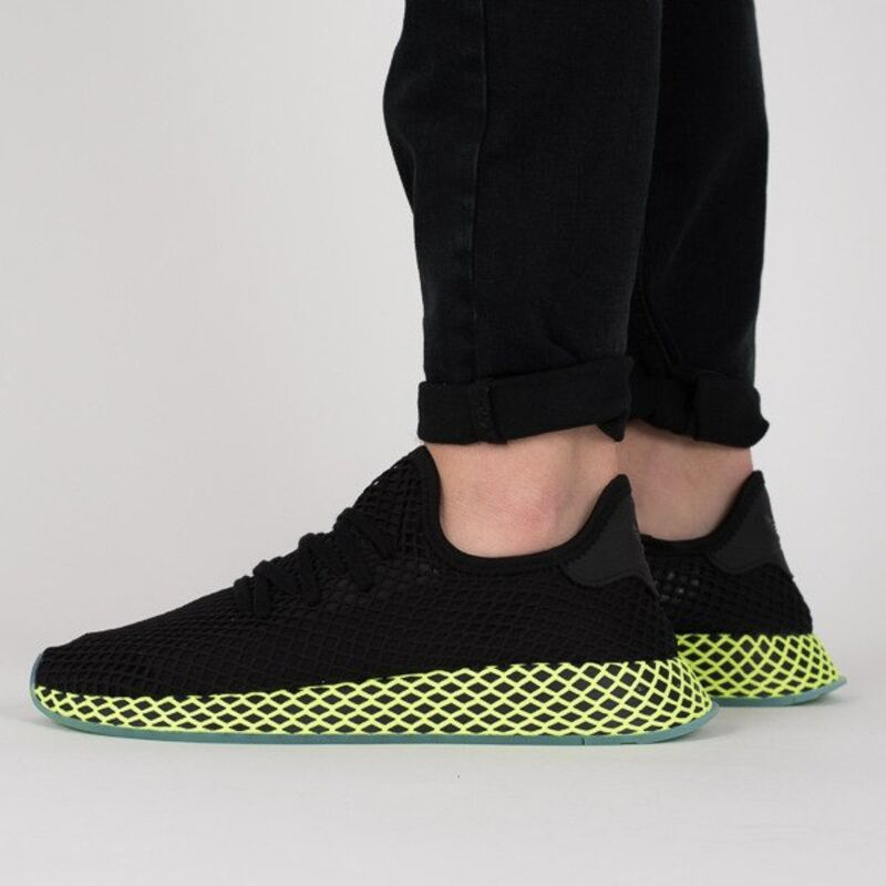 separation shoes 31d74 c4db5 Оригинальные кроссовки adidas DEERUPT RUNNER B41755