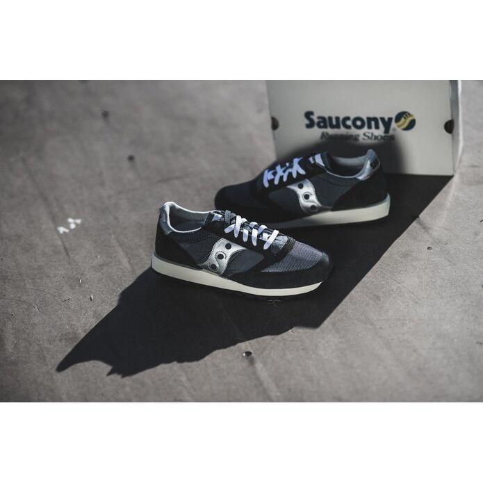 Оригинальные кроссовки Saucony Jazz Original Vintage Navy