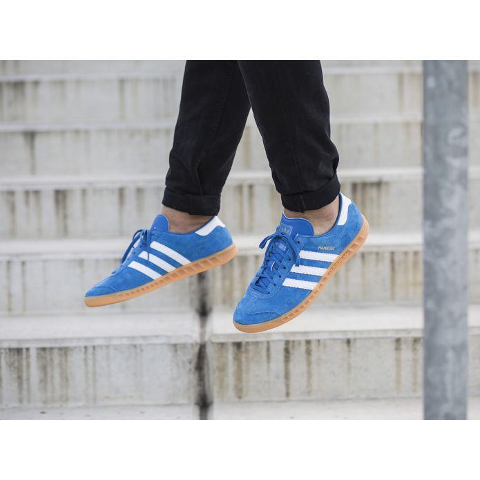 Оригинальные кроссовки adidas Originals hamburg S76697