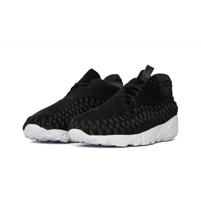 Оригинальные кроссовки AIR FOOTSCAPE WOVEN CHUKKA 443686-004