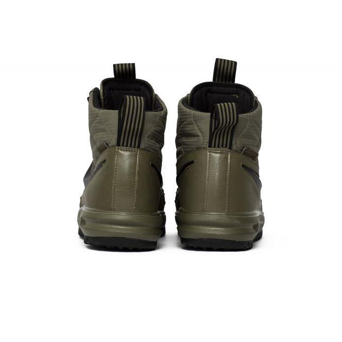 """Оригинальные кроссовки Nike Lunar Force 1 Duckboot '17 """"Medium Olive"""""""