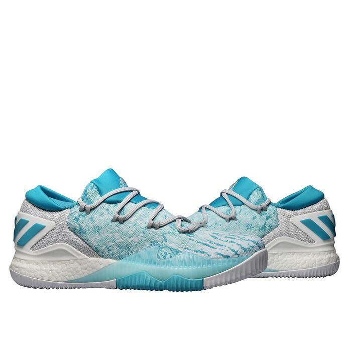 Баскетбольные кроссовки adidas Crazylight Boost Low 2016 Primeknit