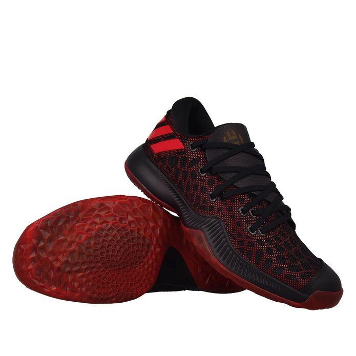 Баскетбольные кроссовки adidas Harden B/E Black/Red