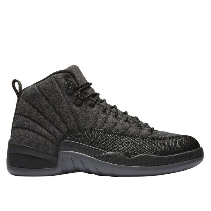 Баскетбольные кроссовки Air Jordan 12 Retro Wool