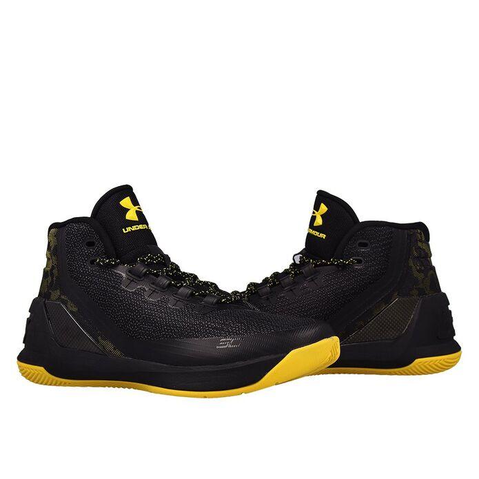 Баскетбольные кроссовки Under Armour Curry 3 Black Camo