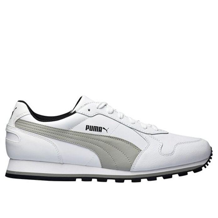 Кроссовки Puma ST Runner Full L White/Limestone/Grey (359130-03)