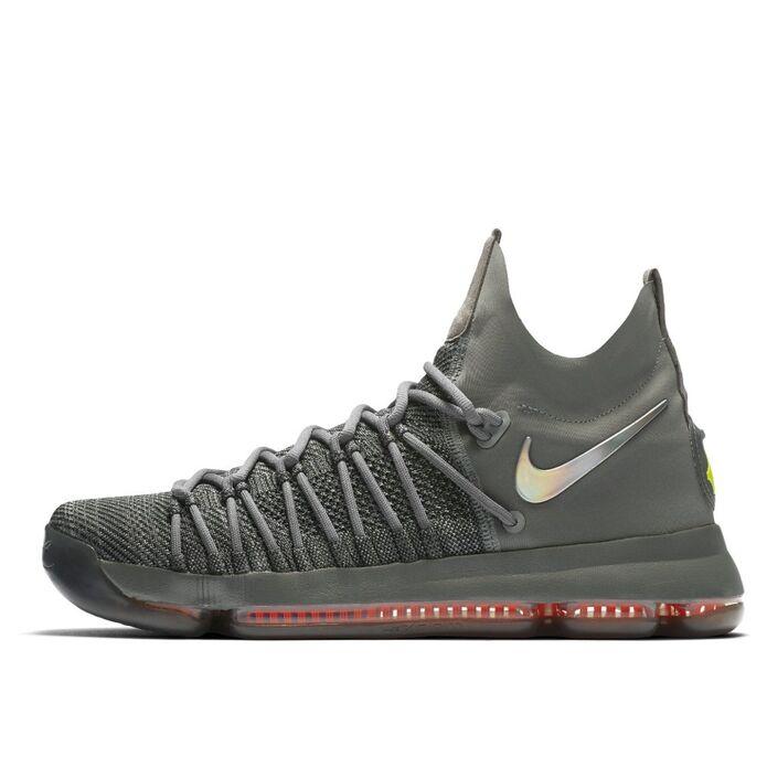 Баскетбольные кроссовки Nike Zoom KD 9 Elite Time To Shine