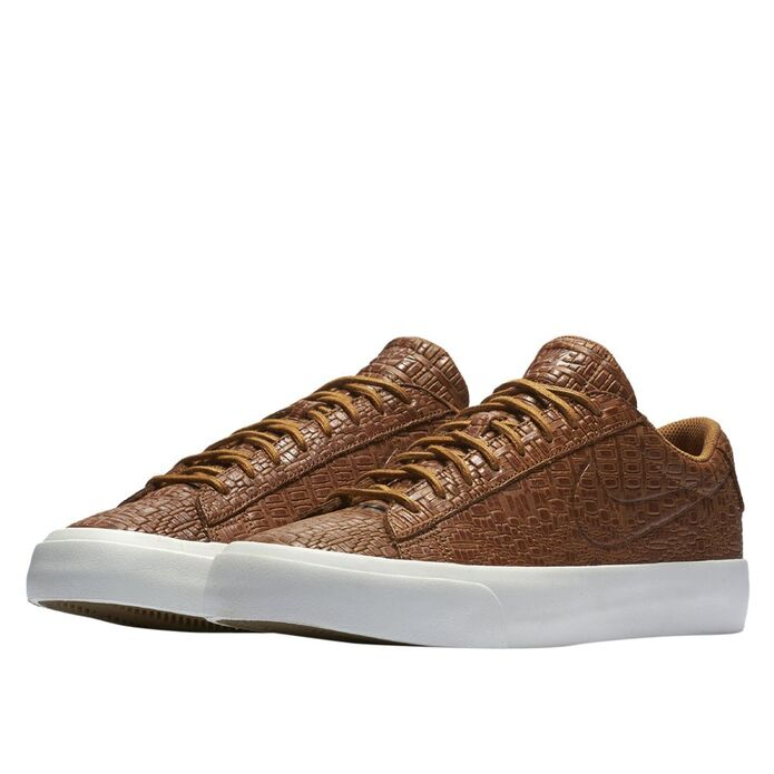 Оригинальные кроссовки Nike Blazer Studio Low Desert Ochre