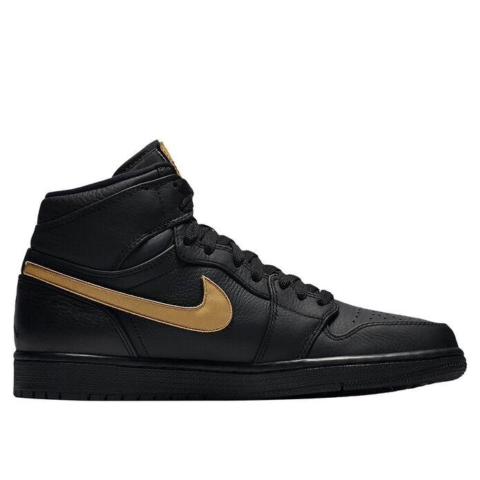 Баскетбольные кроссовки Air Jordan 1 Retro High BHM