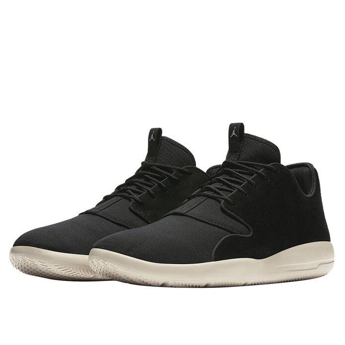 Баскетбольные кроссовки Jordan Eclipse Leather Black/Light Orewood Brown
