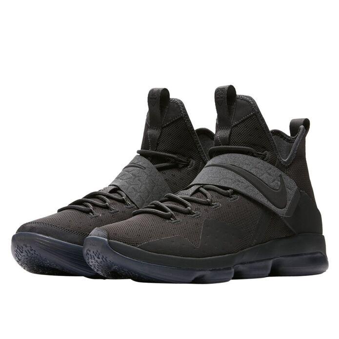 Баскетбольные кроссовки Nike LeBron XIV Limited Zero Dark Thirty