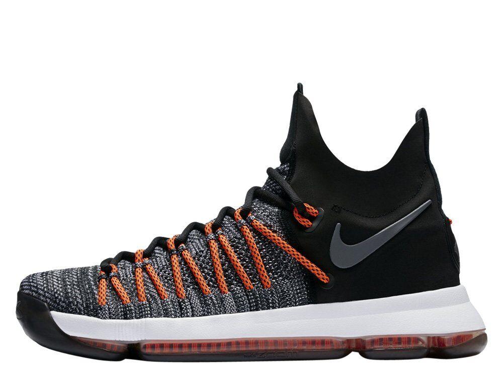 3d40ac00 Купить баскетбольные кроссовки Nike Zoom KD 9 Elite Hyper Orange в ...