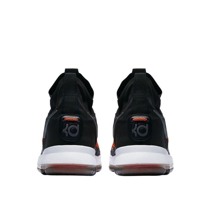 Баскетбольные кроссовки Nike Zoom KD 9 Elite Hyper Orange