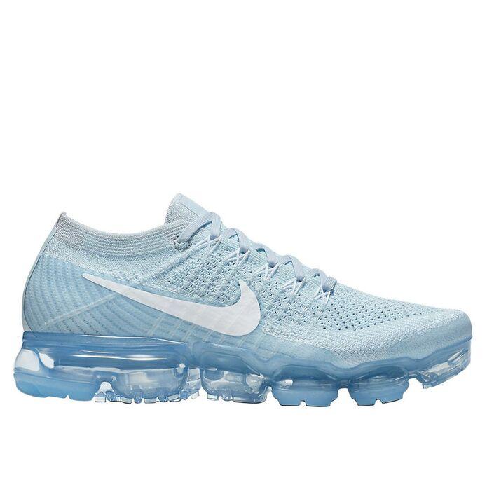 Оригинальные кроссовки Nike Wmns Air VaporMax Flyknit ''Glacier Blue''