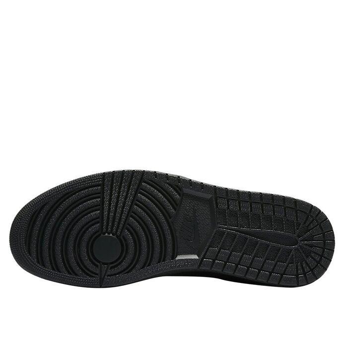 Баскетбольные кроссовки Air Jordan 1 Retro High OG Black/University Red