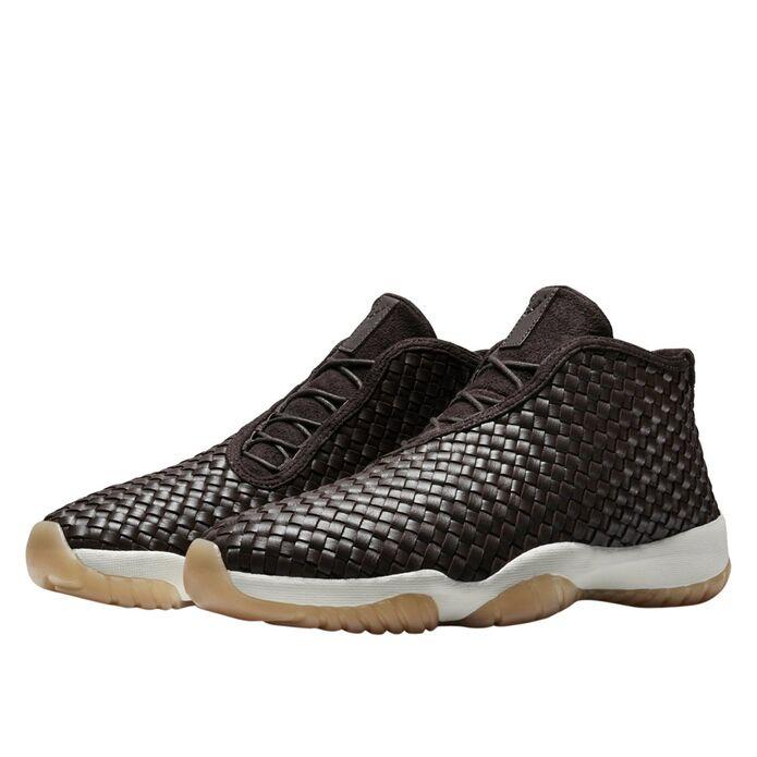 Баскетбольные кроссовки Air Jordan Future Premium Dark Chocolate