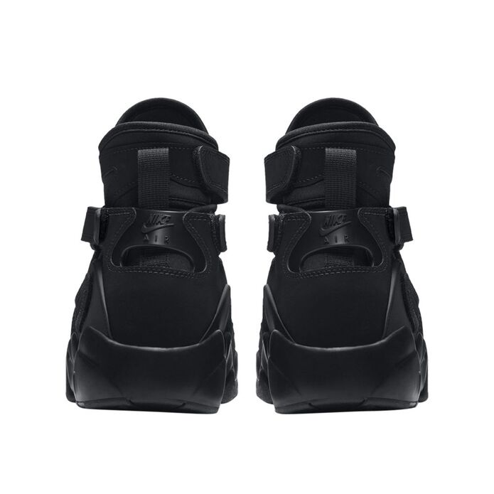 Баскетбольные кроссовки Nike Air Unlimited Triple Black