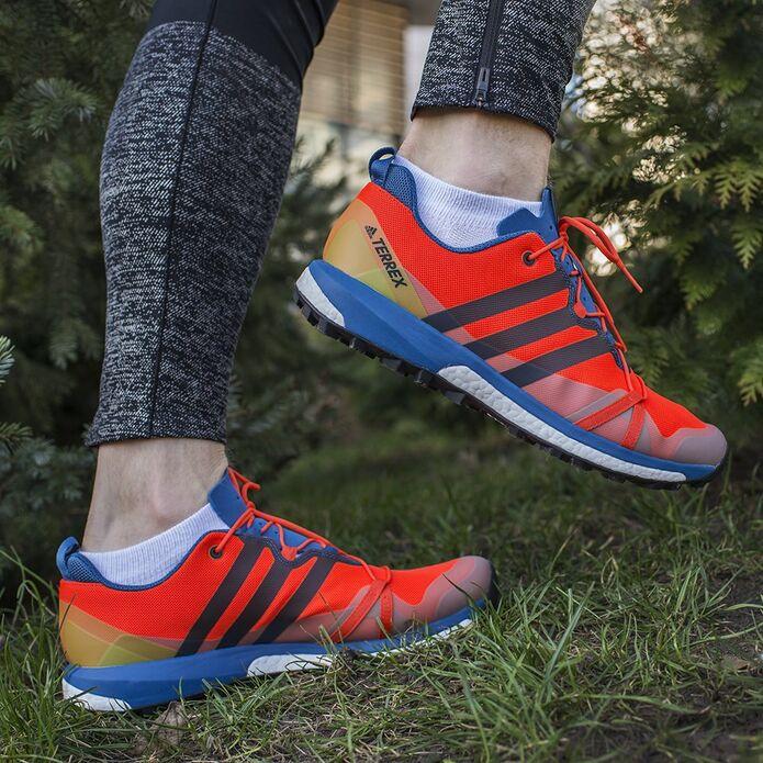 Кроссовки для бега adidas Terrex Agravic