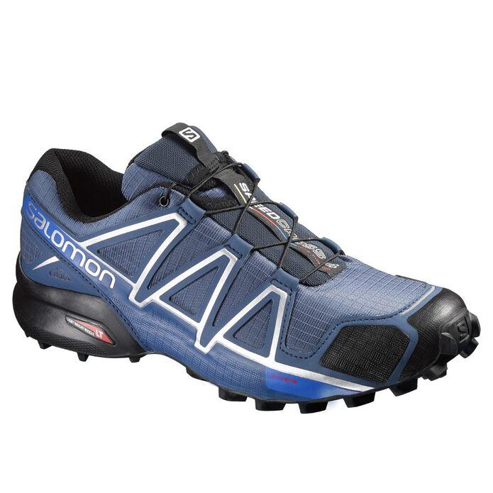 Кроссовки для бега SALOMON SPEEDCROSS 4 Niebieskie