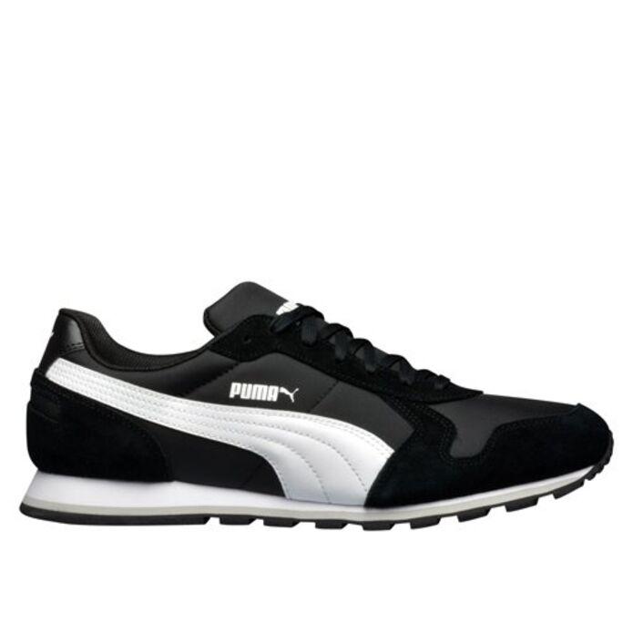Кроссовки Puma ST Runner NL black-white (35673807)