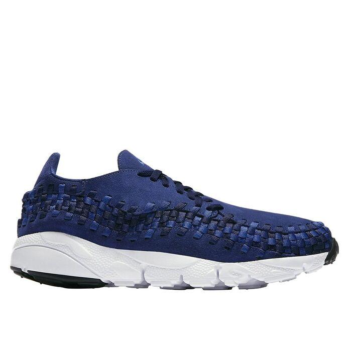 Оригинальные кроссовки Nike Air Footscape Woven NM Binary Blue