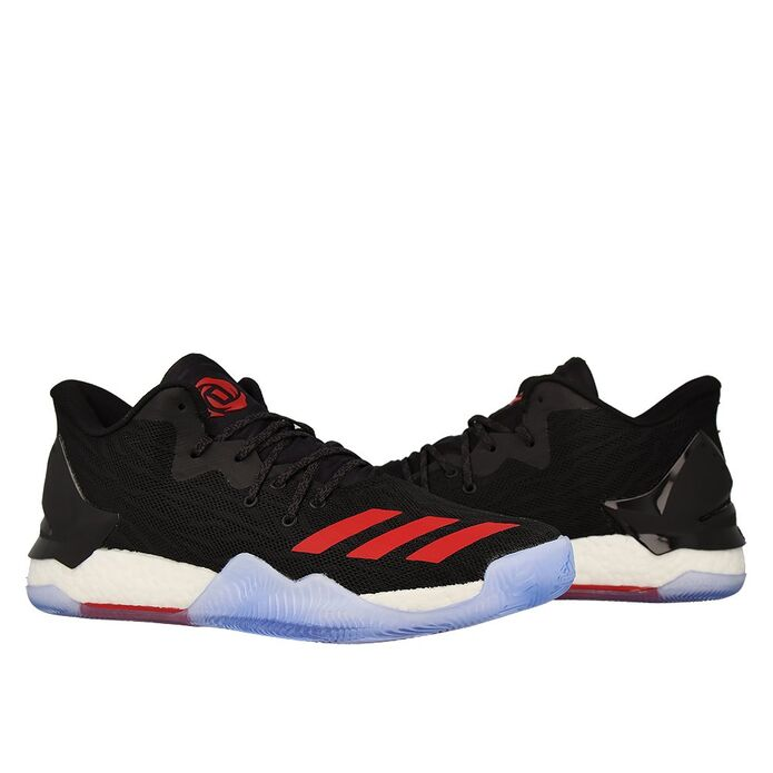 Баскетбольные кроссовки adidas D Rose 7 Low Core Black