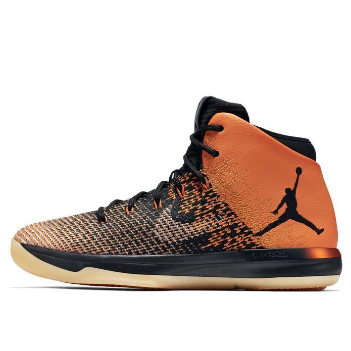 Баскетбольные кроссовки Air Jordan XXXI Shattered Backboard