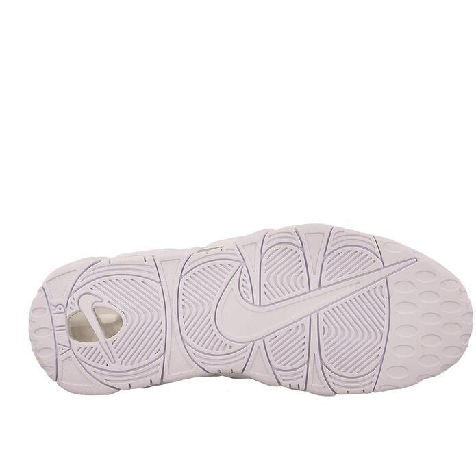 Баскетбольные кроссовки Nike Air More Uptempo Triple White