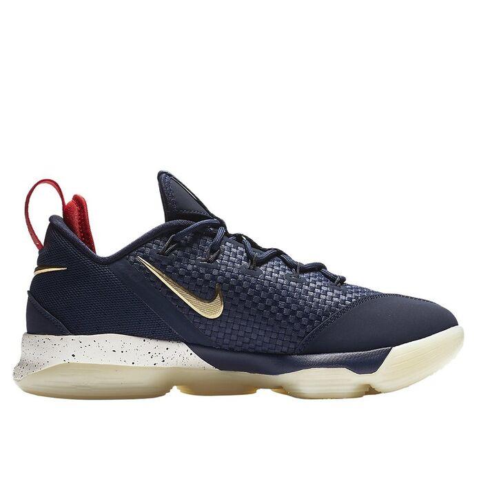 Баскетбольные кроссовки Nike LeBron XIV Low USA