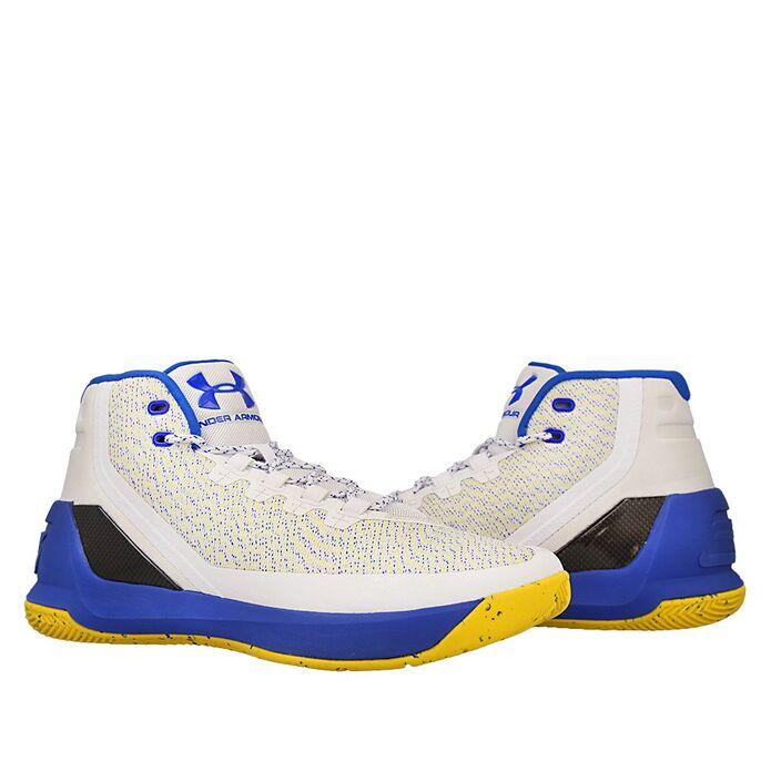 Баскетбольные кроссовки Under Armour Curry 3 Dub Nation Home